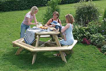Muebles de exterior en jardn y exterior mercadolibre for Casetas de madera baratas para jardin brico depot